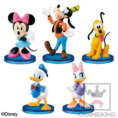 WCF《迪士尼故事》系列第五彈 「米老鼠&朋友們」歡樂登場!story.05「ミッキー&フレンズ」