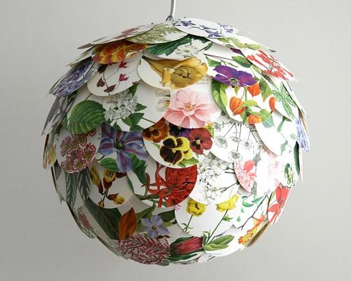 artichoke-paper-lantern