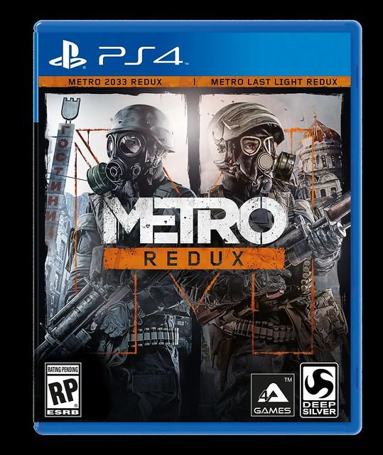 Metro Redux выйдет на PS4