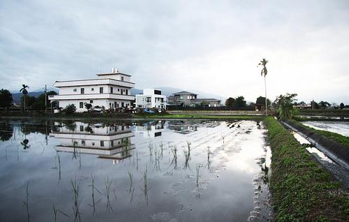 宜蘭三星農舍,圖片來源:準建築人手札網站 Forgemind ArchiMedia