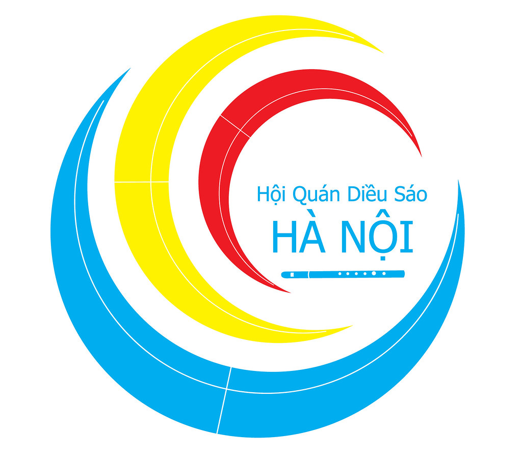 Logo Hội quán Diều Sáo Hà Nội