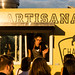"Food truck : ""It's just next door"""