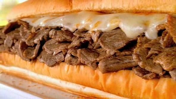 Subway Steak and Cheese