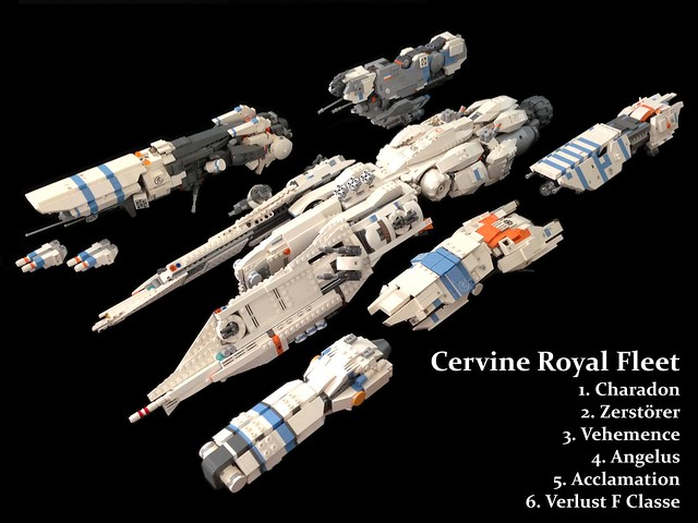 Cervine Royal Fleet