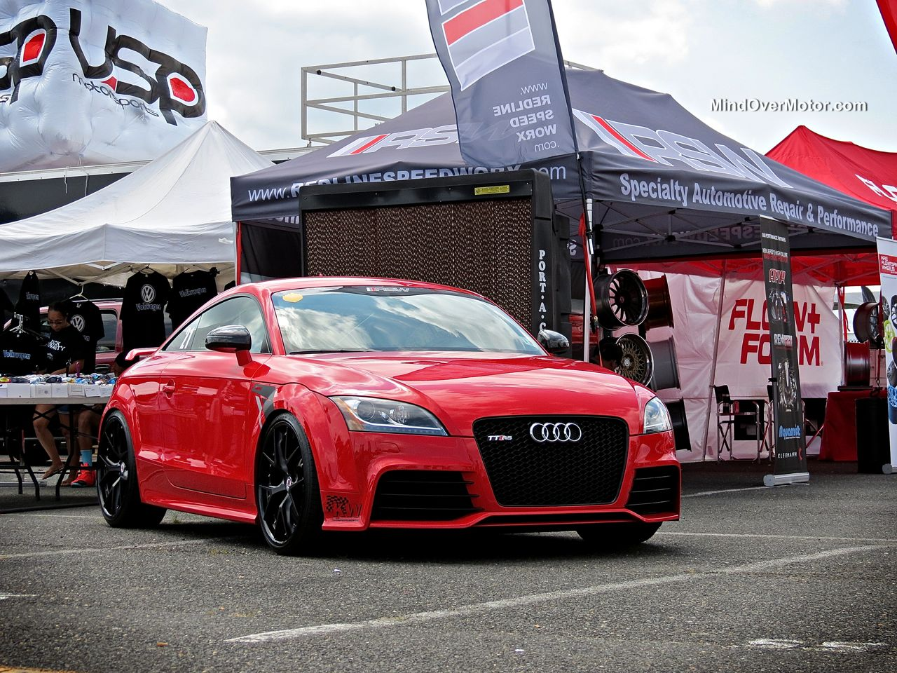Waterfest 20 Audi TT-RS