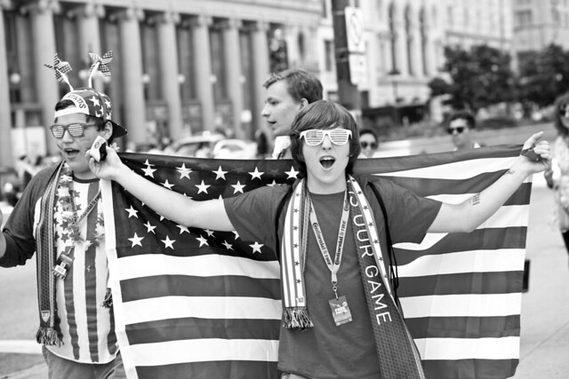 330/365 - World Cup Revelers