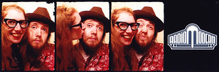 Fun with the Photomatique photobooth