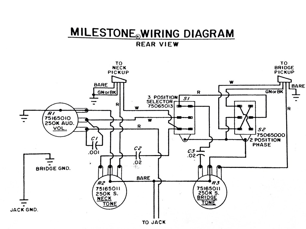 wiring diagram for peavey guitar diagram free