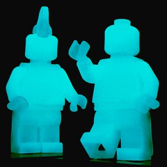 Glow in the Dark Minifig!