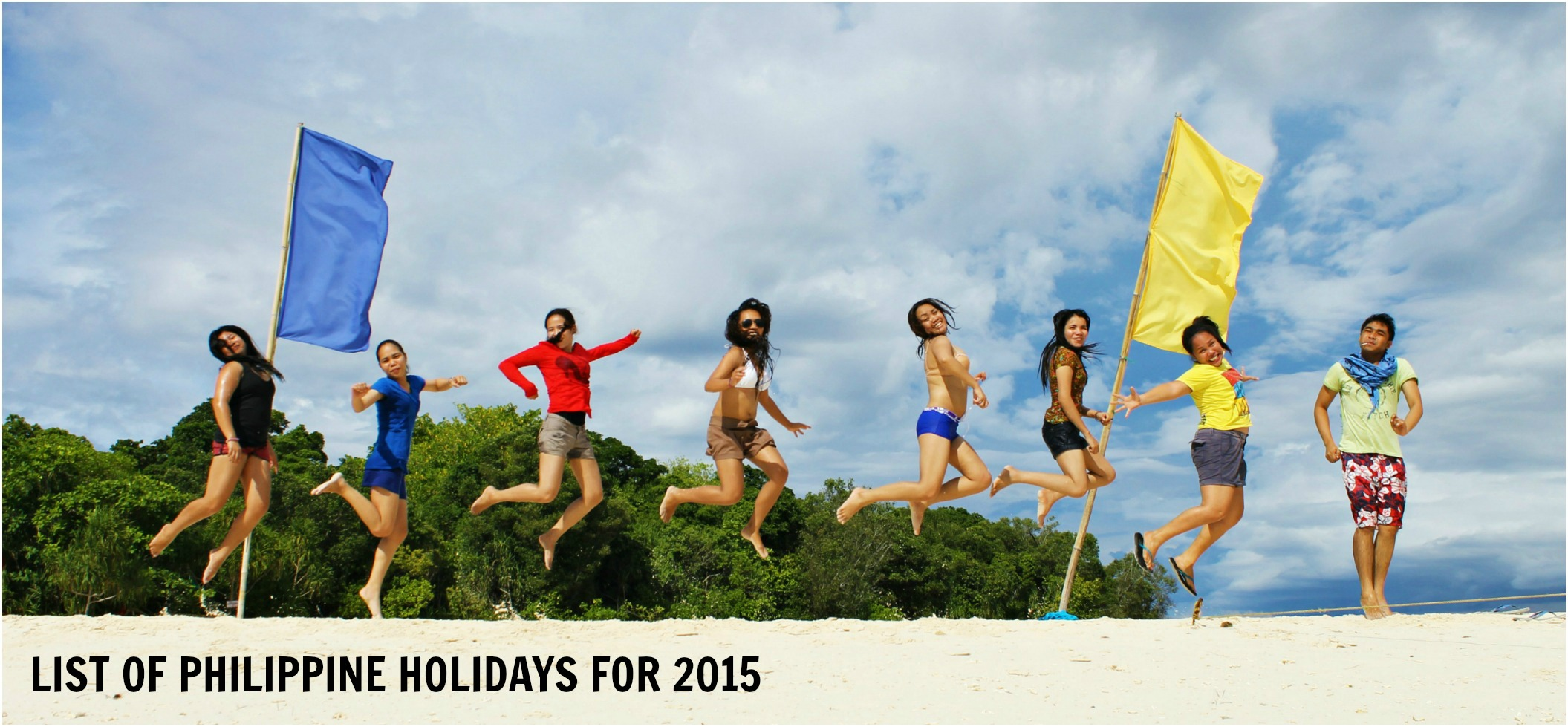 List of Philippine Holidays for 2015