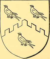 "Image from page 187 of ""Pedigrees recorded at the visitations of the county palatine of Durham made by William Flower, Norroy king-of-arms, in 1575, by Richard St. George, Norroy king-of-arms, in 1615, and by William Dugdale, Norroy king-of-arms, in 1666"""