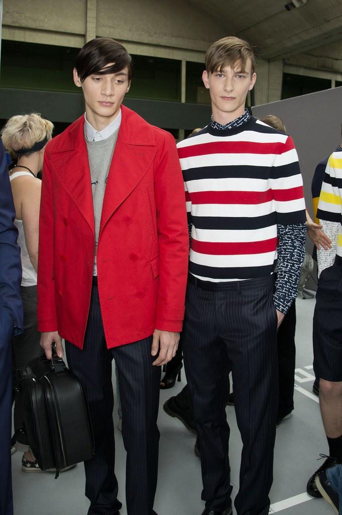 SS15 Paris Dior Homme212_Timur Simakov, Dominik Hahn(fashionising.com)