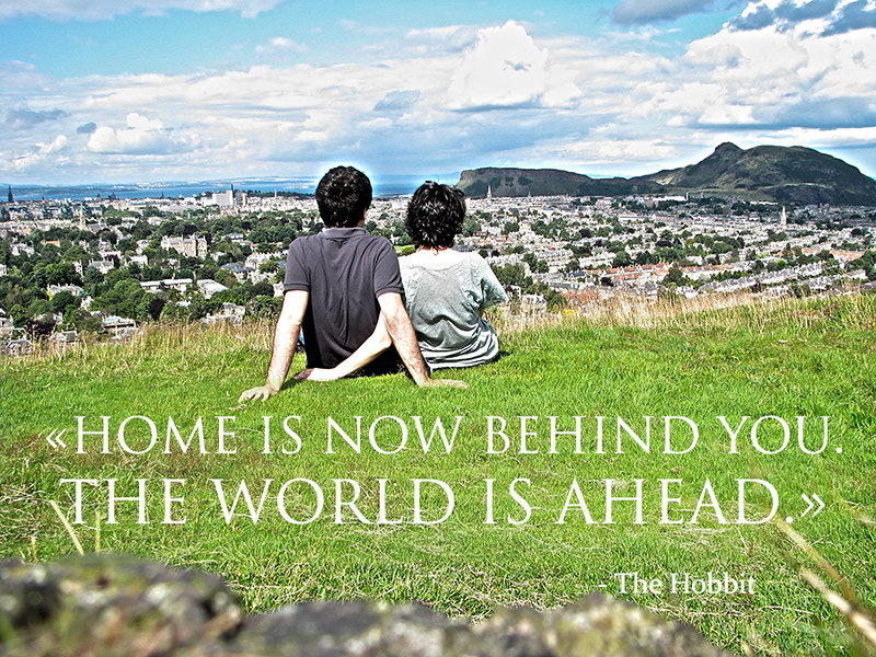 things that change forever when you live abroad mas edimburgo the hobbit