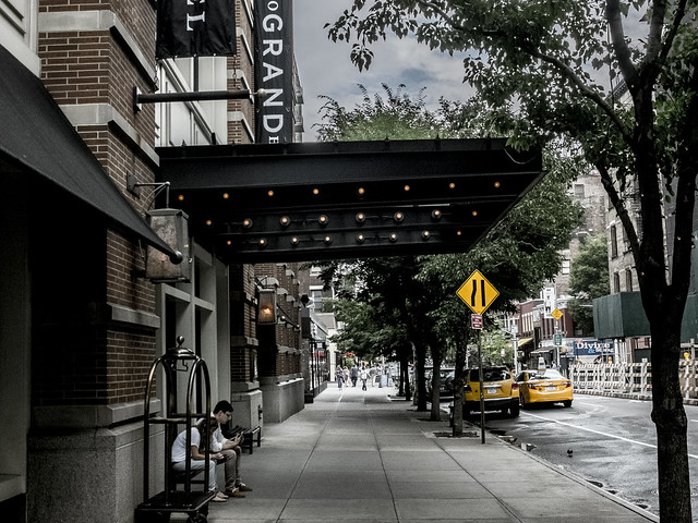 Soho New York Schoudertas : Soho grand hotel flickr photo sharing