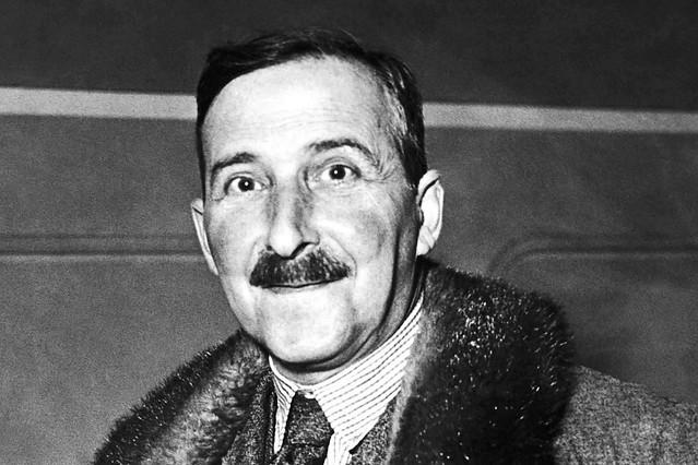 Stefan Zweig, c. 1930