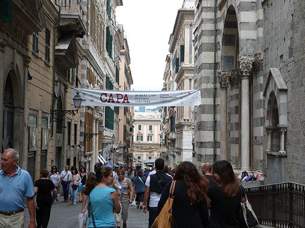 rue de san Lorenzo