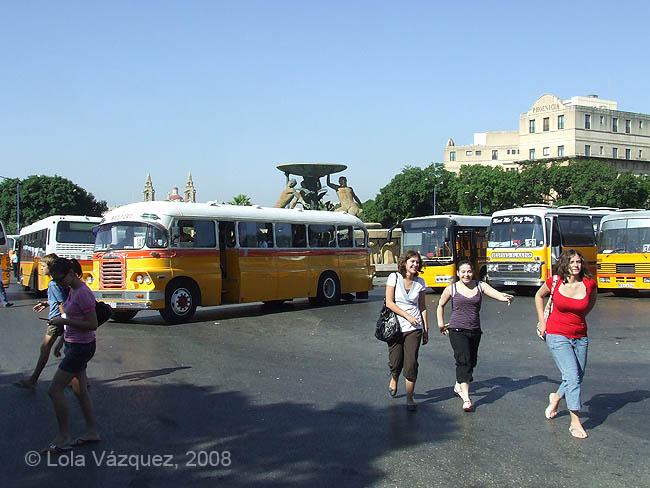 Estación de autobuses. © Lola Vázquez, 2008