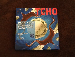 TCHO Astronaut Ice Cream
