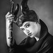 Maleficent by cindyflood