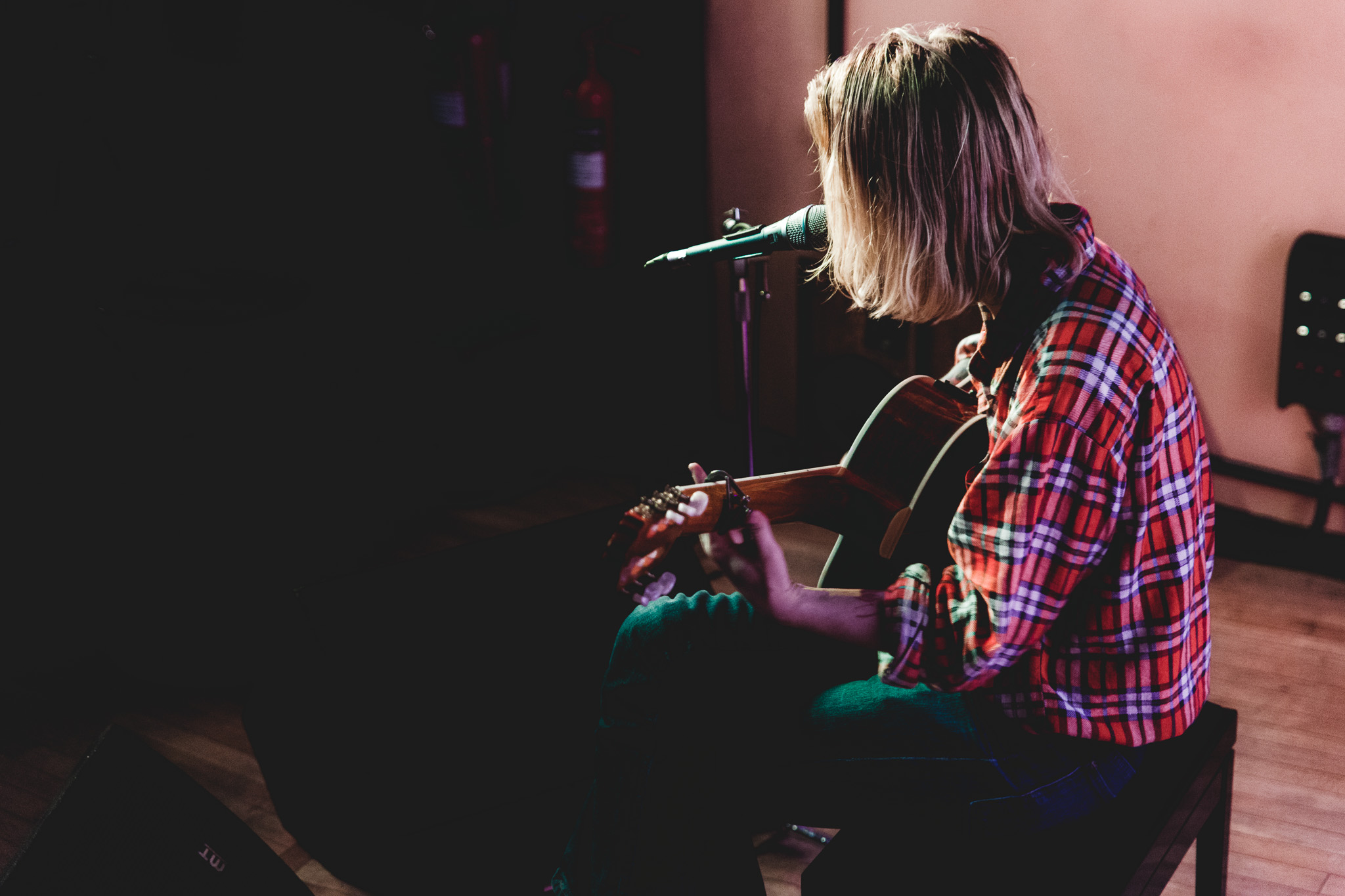 Behind the Scenes with Christopher Owens