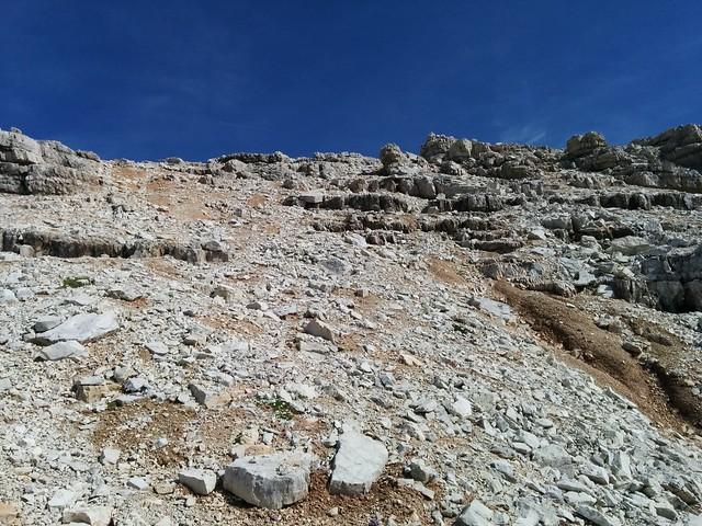 Gipfelkuppe der Schusterplatte