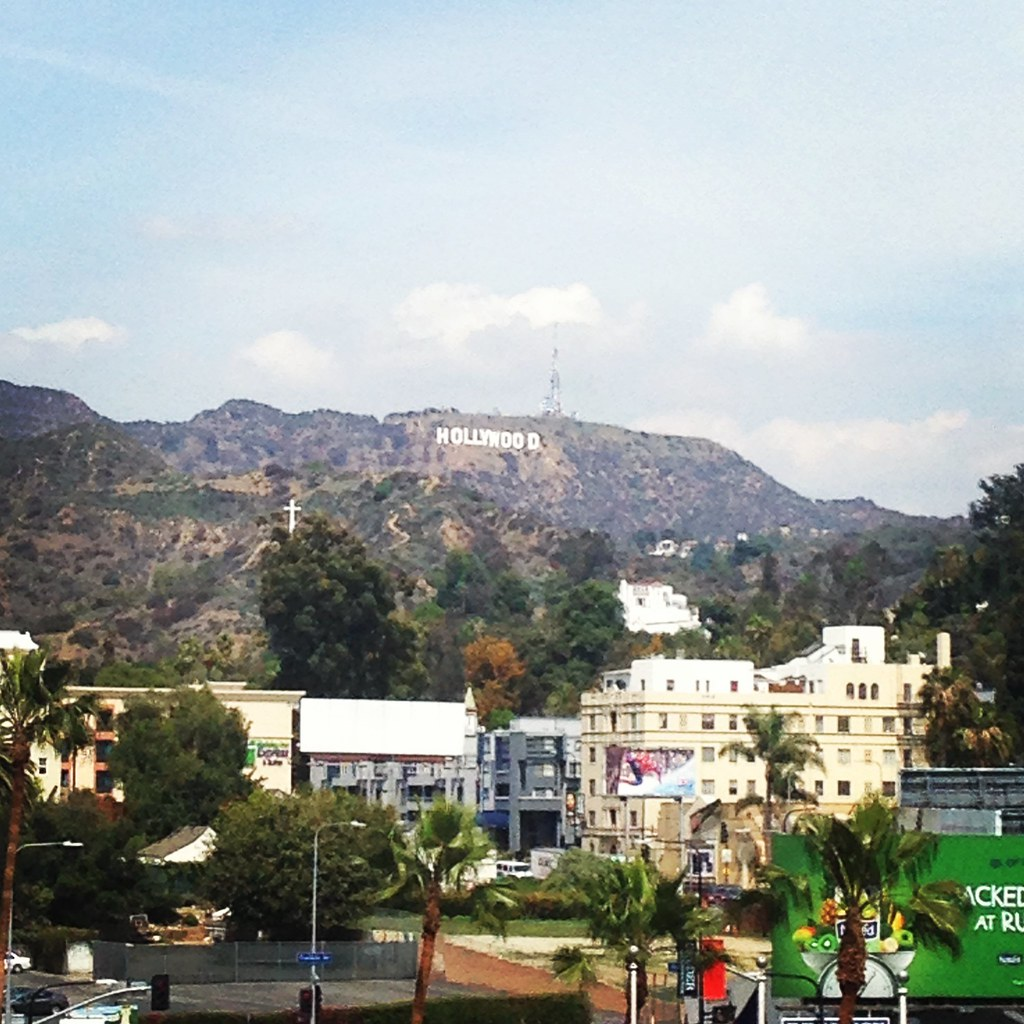 Hollywood, los angeles, travel