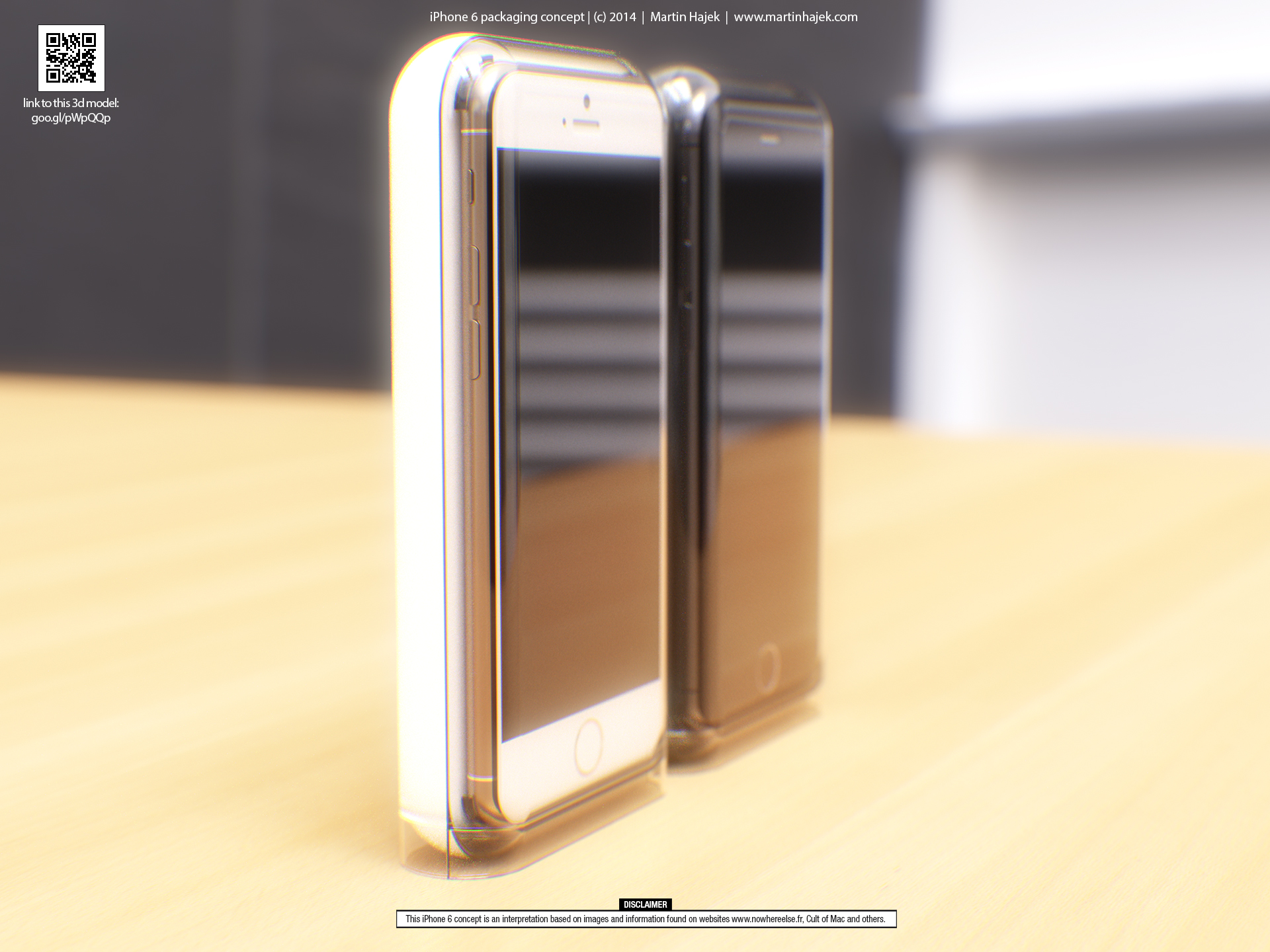iPhone 6 concept - the box