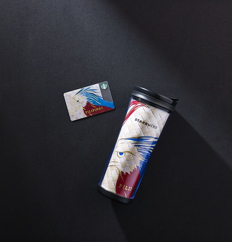 Philippine Starbucks Card and Tumbler