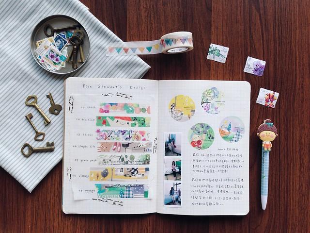 201405-台南之旅手帳006