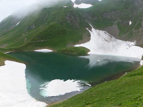Lac du Montagnon 214