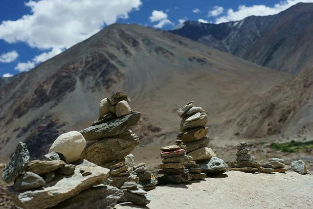 Tangtse Gompa. Ladakh, 10 Aug 2014. 494