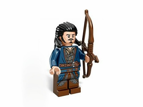 SDCC 2014 LEGO Bard the Bowman