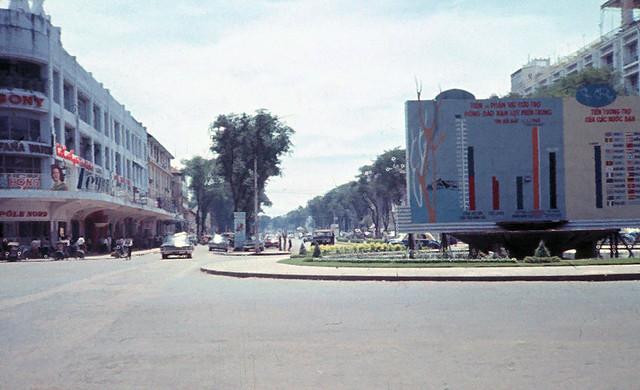 SAIGON 1965 - Công trường Lam Sơn