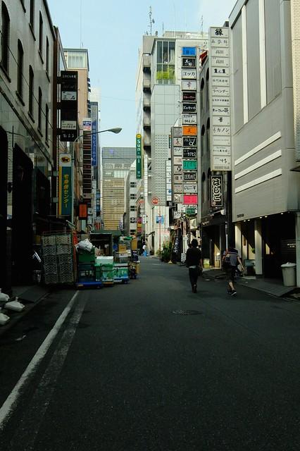 Ginza to Shinbashi by XQ1