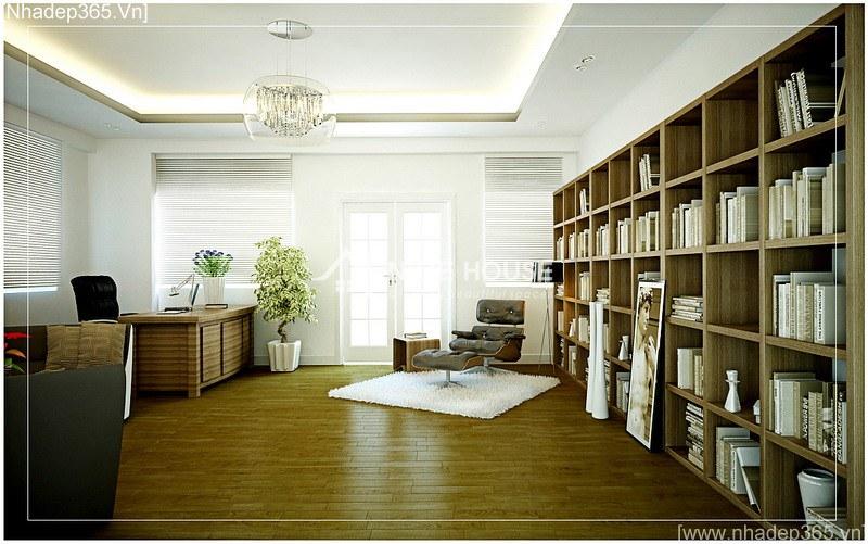 Thiết kế nội thất chung cư Linh Đàm - Chị Giang_12
