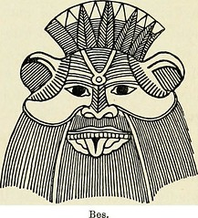 """Image from page 387 of """"The gods of the Egyptians : or, Studies in Egyptian mythology"""" (1904)"""