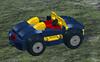 Lego Universe Just Dashing Car