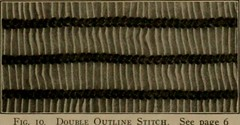 """Image from page 12 of """"The Priscilla smocking book, a collection of beautiful and useful patterns, with directions for working"""" (1916)"""