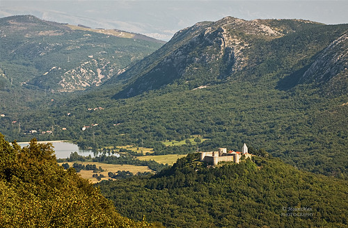landscape croatia crikvenica kaštel drivenik primorskogoranska