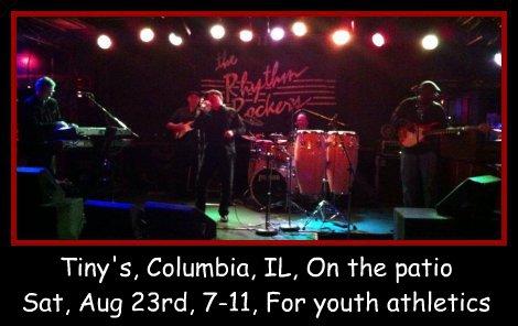 Rhythm Rockers 8-23-14