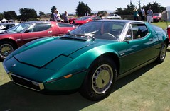 maserati merak(0.0), race car(1.0), automobile(1.0), vehicle(1.0), performance car(1.0), maserati bora(1.0), land vehicle(1.0), coupã©(1.0), supercar(1.0), sports car(1.0),