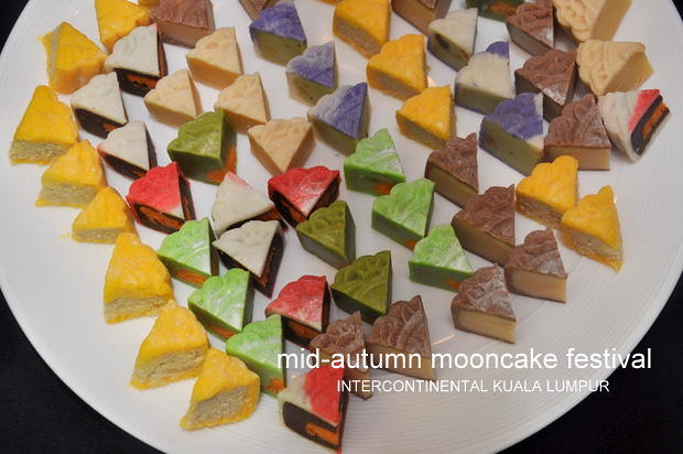 Mooncakes Intercontinental Kuala Lumpur 10
