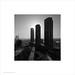 Dubai Shadows by Ian Bramham