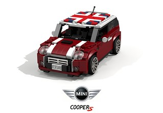 New Mini Cooper S Mk III