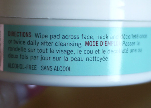 F.A.B Facial Radiance Pads