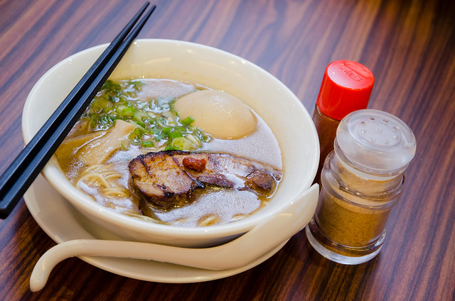 Bari-Uma Ramen Food Review at Jaya Shopping Centre