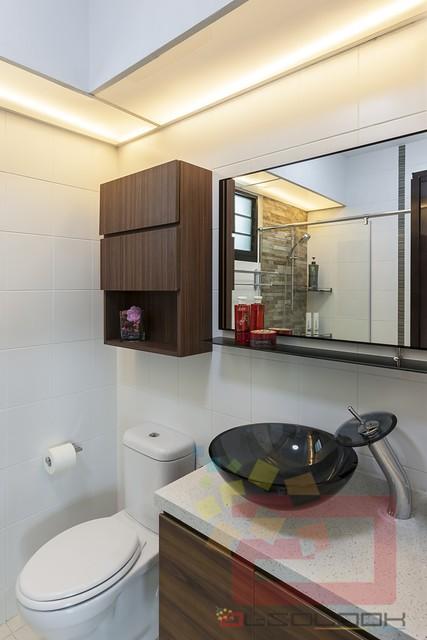 1 Room Bto Hdb: HDB BTO 4-Room @ Blk 334C Yishun Riverwalk