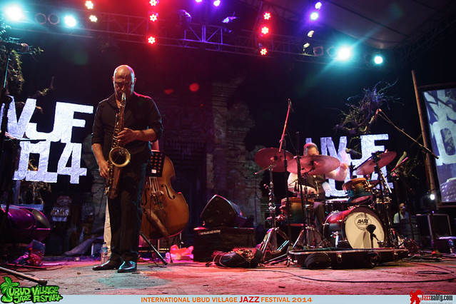 Ubud Village Jazz Festival 2014 - Ben  van den Dungen (2)