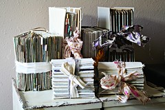 Junquemail Contessa - Handmade Journals