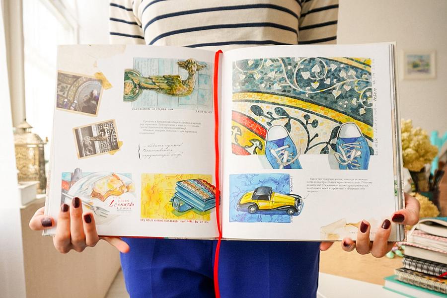 "My new book ""Draw everyday"""
